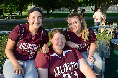 2016 AMHS Varsity Softball vs GM photos by Gary Baker