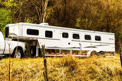 2017 Trails West Sierra GN 3 Horse Trailer-43