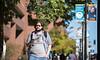 Campus Scenes Fall Quarter