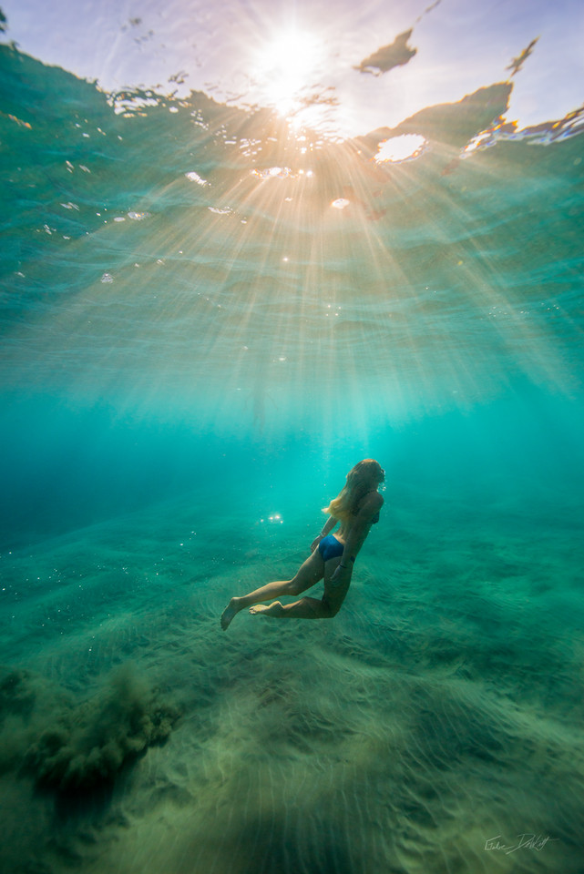 Green; Sands; Beach; South; Point; Hawaii; 116; Big Island; By Gabe DeWitt; Favorite things; Green Sand; Green Sands Beach; HW; Nikon; Nikon D800; Places; Travel; Winter in Hawaii; island; outex; outex housing; underwater; underwater housing