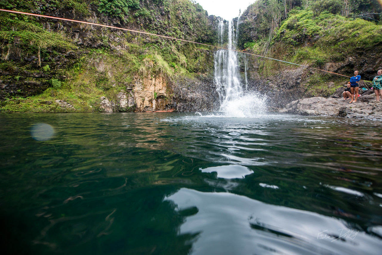 Hidden; Falls; Hilo; Hawaii; 204; Adventure; Big Island; By Gabe DeWitt; Dragon Falls; Favorite things; Friends; HW; Hawaii; Hiking; Hilo; Nikon; Nikon D800; Places; Slackline; Travel; Winter in Hawaii; hidden falls; island; outex; outex housing; water fall; water falls , Hawaii Slake Life