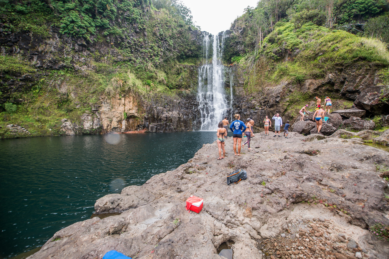 Hidden; Falls; Hilo; Hawaii; Adventure; Big Island; By Gabe DeWitt; Dragon Falls; Favorite things; Friends; HW; Hawaii; Hiking; Hilo; Nikon; Nikon D800; Places; Slackline; Travel; Winter in Hawaii; hidden falls; island; outex; outex housing; water fall; water falls , Hawaii Slake Life