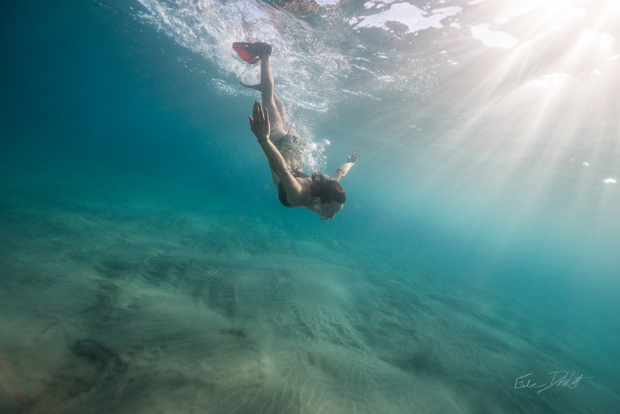 Green; Sands; Beach; South; Point; Hawaii; 180; Big Island; By Gabe DeWitt; Favorite things; Green Sand; Green Sands Beach; HW; Hawaii; Nikon; Nikon D800; Places; Travel; Winter in Hawaii; island; outex; outex housing; underwater; underwater housing