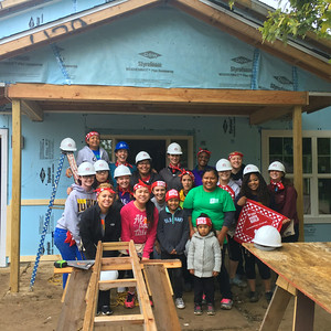 2016 Habitat Builds