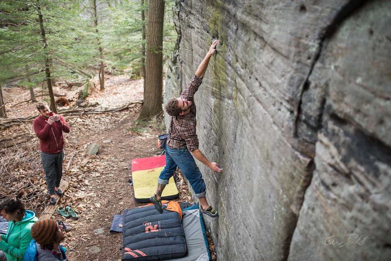 Mountaineer's-Route-bouldering-Coopers-Rock-WV-52