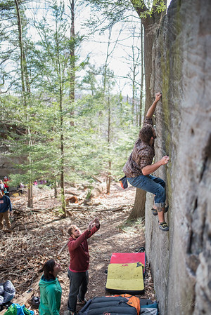 Mountaineer's-Route-bouldering-Coopers-Rock-WV-124