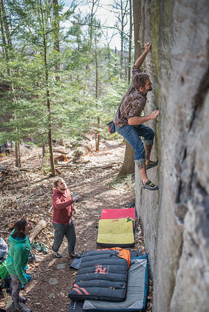 Mountaineer's-Route-bouldering-Coopers-Rock-WV-119
