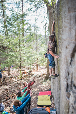 Mountaineer's-Route-bouldering-Coopers-Rock-WV-128