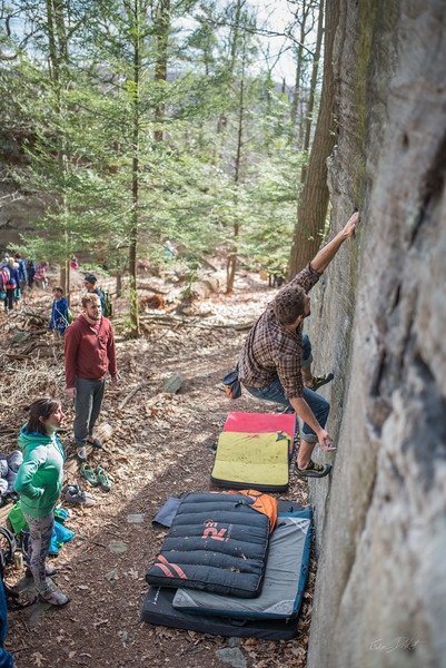 Mountaineer's-Route-bouldering-Coopers-Rock-WV-108
