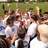 Seattle Mix-A-Lot v Washington DC Swing Vote Mixed Division U19 Pool Play at USA Ultimate Youth Club Championships at National Sports Center in Blaine, Minnesota on 13 August 2016