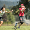 Boston Brute Squad v Seattle Riot in Women's Division Championship Finals at the USA Ultimate Pro Flight Finale (Cascade Cup) tournament in Vancouver, Washington on Sunday 21 August 2016