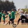 Minneapolis Sub Zero v Portland Rhino Men's Division Pool Play at the USA Ultimate Pro Flight Finale (Cascade Cup) tournament in Vancouver, Washington on Saturday 20 August 2016