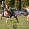 Boston Brute Squad v San Francisco Nightlock Women's Division Pool Play at the USA Ultimate Pro Flight Finale (Cascade Cup) tournament in Vancouver, Washington on Saturday 20 August 2016
