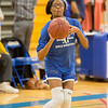 Minneapolis South Tigers v Minneapolis North Polars Girls Basketball on 13 December 2016