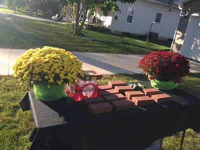 Memorial Garden Ceremony