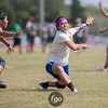 San Francisco Fury v Austin Showdown Women's Division day 1 pool play of the USA Ultimate US Open at University of Rhode Island in Providence, RI on 1 July 2016