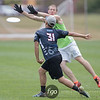 Seattle Mixtape v Madison Noise Mixed Division day 1 pool play of the USA Ultimate US Open at University of Rhode Island in Providence, RI on 1 July 2016