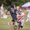 Minneapolis Drag 'N Thrust San Francisco Polar Bears Mixed Division day 1 pool play of the USA Ultimate US Open at University of Rhode Island in Providence, RI on 1 July 2016