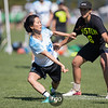 Boston Brute Squad v Montreal Iris Women's Division day 2 pool play of the USA Ultimate US Open at University of Rhode Island in Providence, RI on 2 July 2016