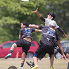 Boston Ironside v Cajica Urutau Men's Division day 2 pool play of the USA Ultimate US Open at University of Rhode Island in Providence, RI on 2 July 2016