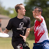 Minneapolis Drag 'N Thrust v Panama Mixed Division day 2 pool play of the USA Ultimate US Open at University of Rhode Island in Providence, RI on 2 July 2016