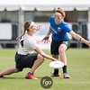 Colorado Molly Brown v Seattle Riot at Women's Division semifinals of the USA Ultimate US Open at University of Rhode Island in Providence, RI on 3 July 2016