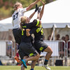 Day 4 Championship finals of the USA Ultimate US Open at University of Rhode Island in Providence, RI on 4 July 2016