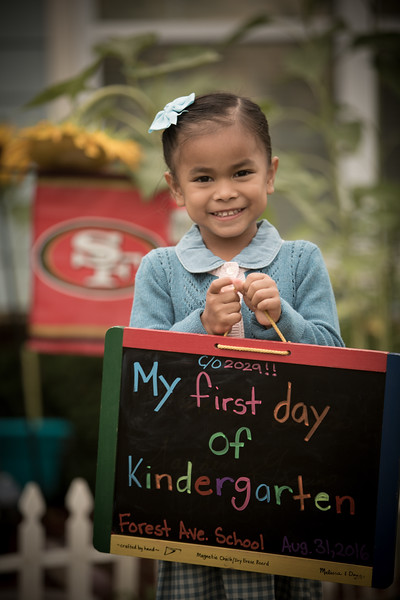 Kid's First Day