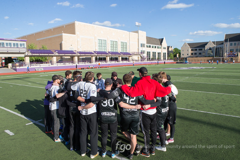 Chicago Wildfire v Minneapolis Wind Chill Ultimate at St. Thomas University