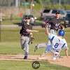 Minneapolis Washburn v Minneapolis Southwest Baseball at Neiman Field