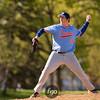 Cristo Ray v Minneapolis Roosevelt Baseball at Bossen Field Park