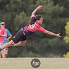Stanford University Superfly v University of Washington Element Women's Division at USA Ultimate College D1 Championships in Raleigh, North Carolina on 27 May 2016