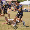 University of Wisconsin Hodags v University of Michigan Magnum Men's Division at USA Ultimate College D1 Championships in Raleigh, North Carolina on 27 May 2016