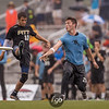 USAU 2016 D1 College National Championship in Raleigh, North Carolina -Men's Division Quarterfinals - Pittsburgh v Wisconsin