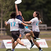 USAU 2016 D1 College National Championship in Raleigh, North Carolina -Women's Division Semifinals - Virginia v Whitman