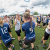 USAU 2016 D1 College National Championship in Raleigh, North Carolina -Women's Division Finals - Whitman Sweets v Stanford Superfly
