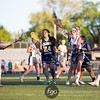 Columbia Heights v Minneapolis Girls Lacrosse at Washburn High School