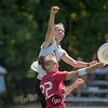 Ohio State Fever v Stanford Superfly at Day 2 of the USAU Ultimate College D1 Championships at the WRAL Soccer Park in Raleigh, North Carolina on 28 May 2016
