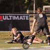 Washington Element v Dartmouth Princess Layout at Day 2 of the USAU Ultimate College D1 Championships at the WRAL Soccer Park in Raleigh, North Carolina on 28 May 2016