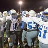 Janesville-Waldorf-Pemberton v Minneapolis North in MSHSL Football Class A Quarterfinals at Richfield High School on 11 November 2016