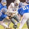 Janesville-Waldorf-Pemberton v Minneapolis North in MSHSL Football Class A Quarterfinals at Richfield High School on 11 November 2016
