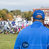 Minneapolis Roosevelt Teddies at Minneapolis North Polars Homecoming Football on 8 October 2016