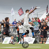 Men's Divison Semi-finals Raleigh Ring of Fire v San Francisco Revolution at USA Ultimate National Championships in Rockford, IL on 1 October 2016