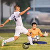 Minneapolis Patrick Henry Patriots v Hmong Academy Warriors Boys Soccer 13 September 2015