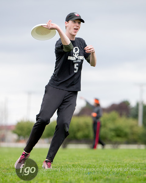 USA Ultimate National Championships in Rockford, Illinois - Day 1Pool Play - Mixed Division Minneapolis Drag'N Thrust v Minneapolis No Touching