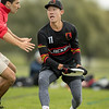 USA Ultimate National Championships in Rockford, Illinois - Day 1Pool Play - Mixed Division Philadelphia AMP v San Francisco Blackbird