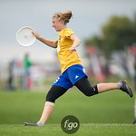 USA Ultimate National Championships in Rockford, Illinois - Day 1Pool Play - Women's Division San Francisco Fury v Washington D.C. Scandal