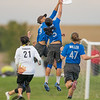 USA Ultimate National Championships in Rockford, Illinois - Day 1Pool Play - Women's Division Vancouver Traffic v Denver Molly Brown