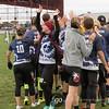 Seattle Mixtape v Minneapolis Drag 'N Thrust Mixed Division at USAU National Championships
