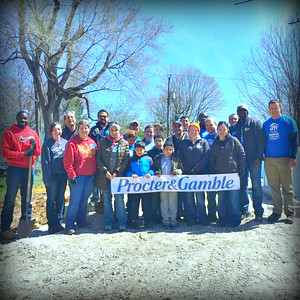 4.9.2016 Procter and Gamble Team Build